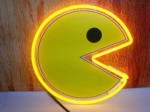 Pacman-Yellow