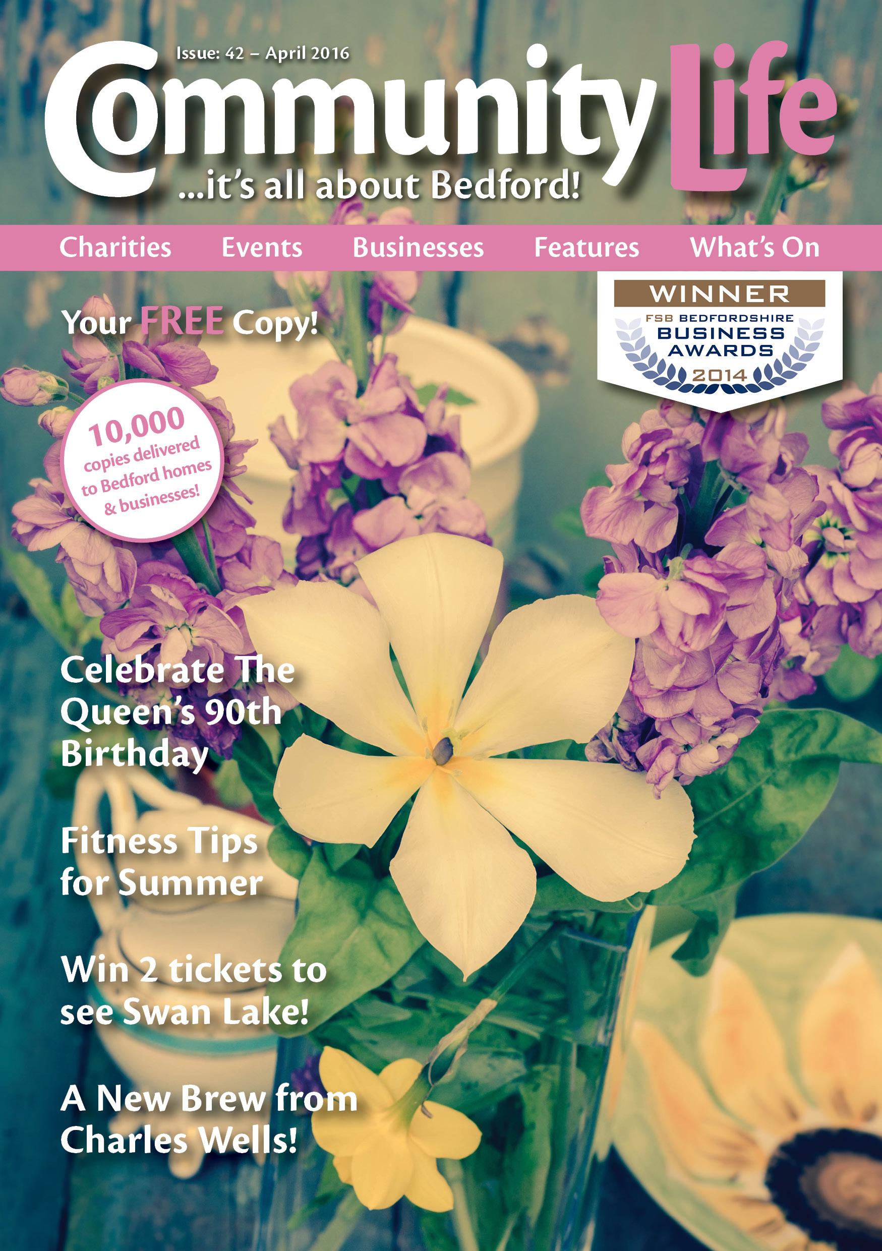 Community-Life-April-edition