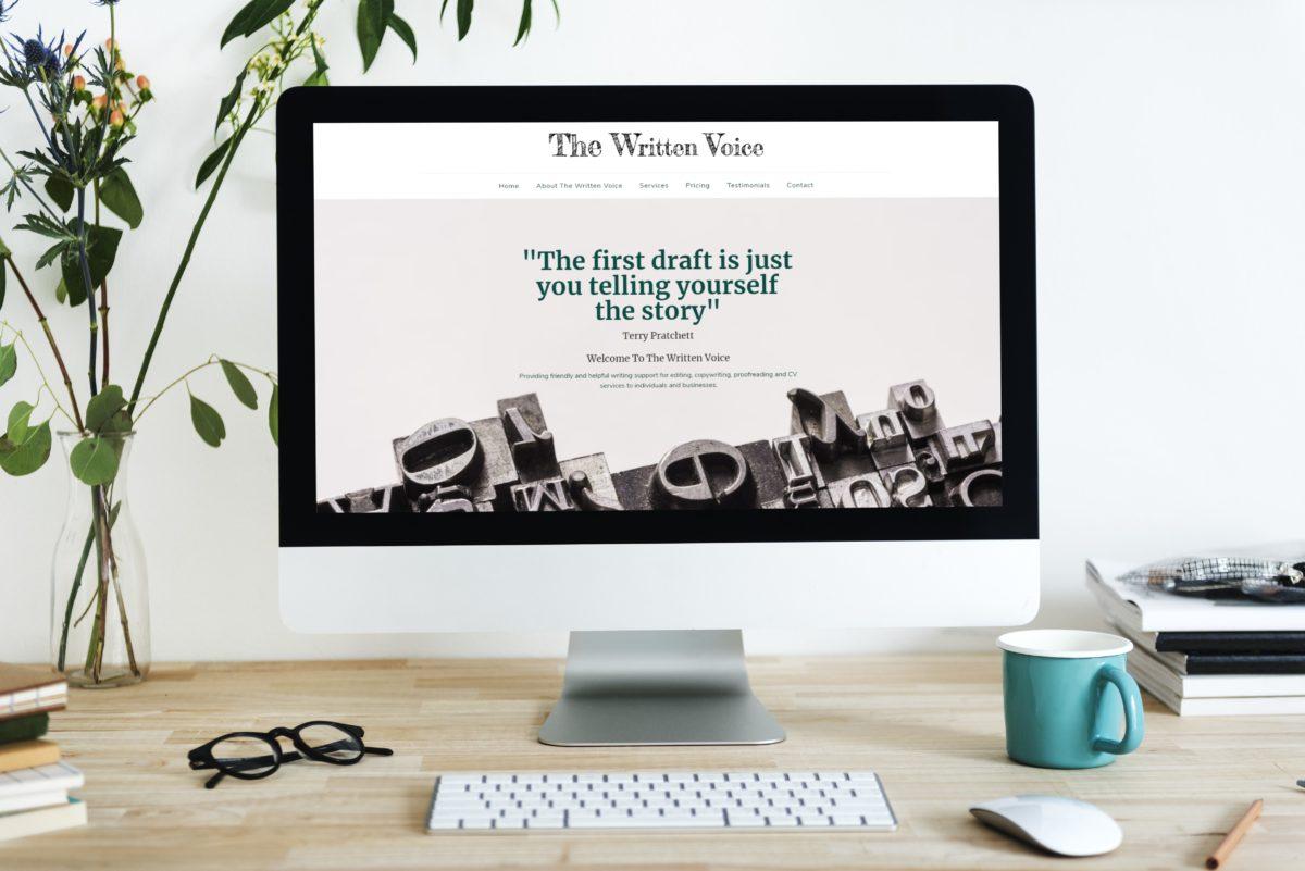 The-Written-Voice